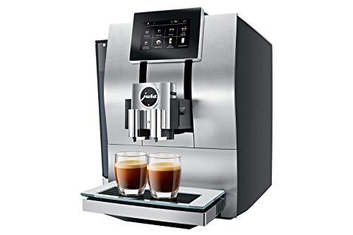 Jura 15299 Volautomatische koffiemachine, zilver