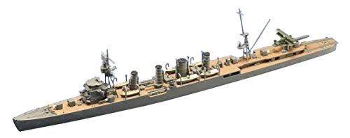 青島文化教材社 1/700 ウォーターラインシリーズ 日本海軍 軽巡洋艦 川内 1943 プラモデル 350