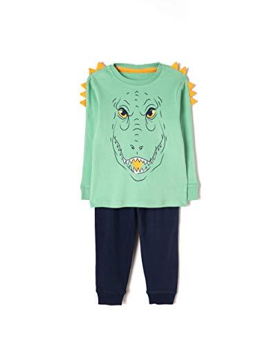 ZIPPY Pijama de Dinosaurio ZY Conjuntos Niños