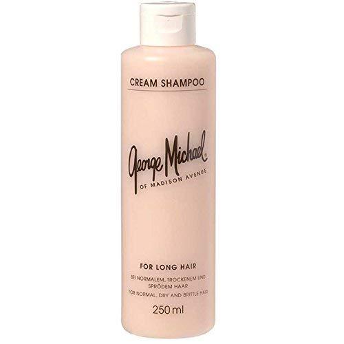 George Michael Cream Shampoo 250 ml Shampoo für normales bis trocken/sprödes Haar