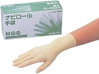 アズワン ナビス 【非課税】ナビロール手袋 L 100枚入り / 0-3593-21
