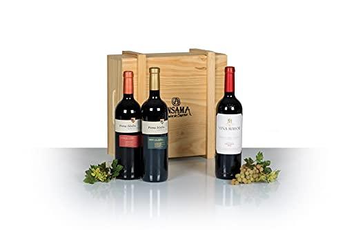 Surtido Vinos Ribera del Duero