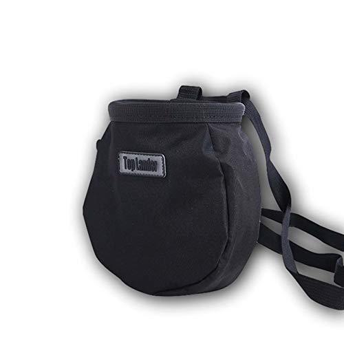 Bolsa de tiza de escalada, seguridad, impermeable, barras paralelas al aire libre,...