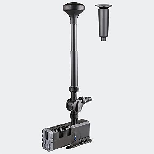 SunSun CHJ-2503 ECO Pompe de à Eau - Pompe de Fontaine avec Filtre 2500l/h 45W