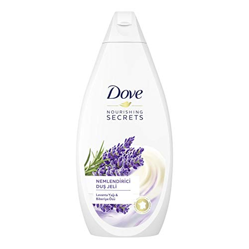 Dove Relaxing Ritual Body Wash with Lavender Oil & Rosemary, 16.9 Fl Oz
