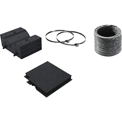 Bosch DWZ0DX0U0 Cooker Hood Recycling kit, Noir