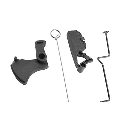Cafopgrill Drosselklappen-Hebelsatz mit hydraulischer Betätigung für Stihl MS180 018 MS170 017 Kettensägen Ersatzteile
