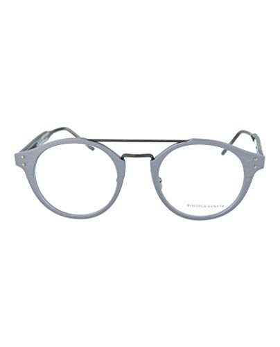 Bottega Veneta Unisex Round/Oval Optical Frames BV0078OA-30000744-003