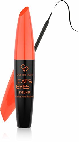 Golden Rose Cat's Eyes Liner Intense Black by Golden Rose