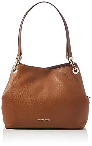 Michael Kors Womens Raven Shoulderbag, Luggage, Large