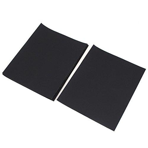 Aexit 5 Schleif-, Schrupp- & Trennmaterial Stk Holzbearbeitung 600 Grit Schleifmittel Schleifen Schleifpapier 28 x Fächerschleifer 23 cm