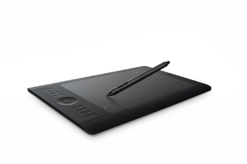 Wacom プロフェッショナルペンタブレット Mサイズ Intuos5 PTK-650/K0