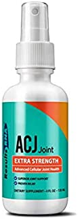 Results RNA ACJ Joint Spray | Extra Strength Joint Support antioxidant & Anti-inflammatory (2 oz)