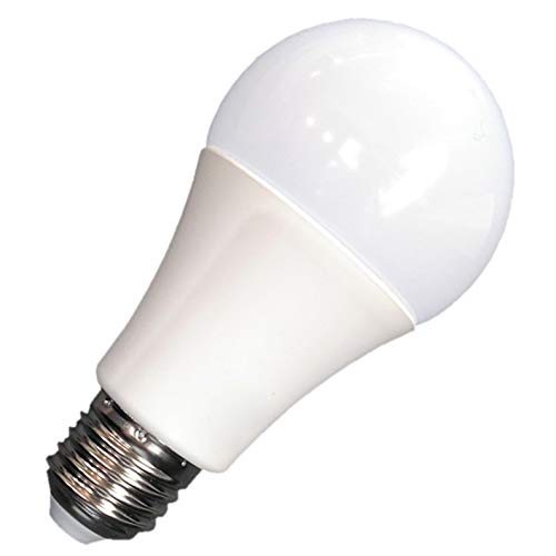 Pack 10x Bombilla LED A60 12w. Color Blanco Neutro (4500K). 1120 Lumenes. No regulable. A++
