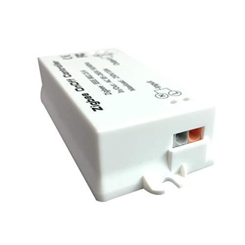 rongweiwang Control Remoto de Temporizador de Ahorro de energía de Repuesto para el Interruptor de temporización para Las Cosas Wink Hub Hub Hub Zigbee HA