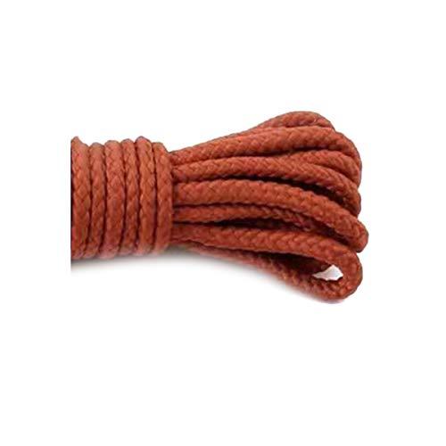 Schuhband 70/90/120/150 cm Funsport Schnürsenkel Top Polyester Solide Klassisch Rund Schnürsenkel, 12,120cm