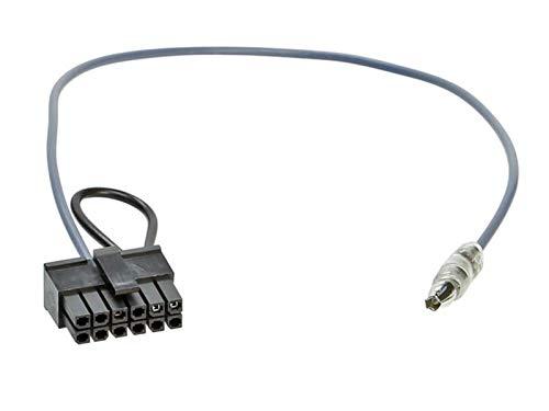 Cable lead compatible avec autoradio Zenec et interface commande au volant