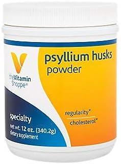 Psyllium Husks Powder – Fiber Supplement That Supports Regularity Healthy Cholesterol, Easy Mixing Powder – 68 Servings, 1...