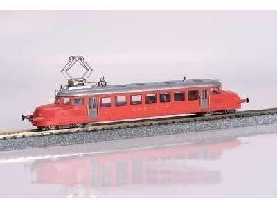Spur N - Hobbytrain Triebwagen RBe 2/4 Roter Pfeil