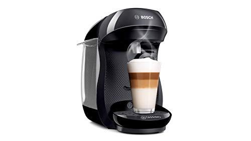 Bosch CAFETERA MULTIBEBIDA TASSIMO Happy MAS DE 40 Bebidas DE Marcas CONOCIDAS DEPOSITO 0.7L Programa AUTOMÁTICO DESCALCIFICACIÓN