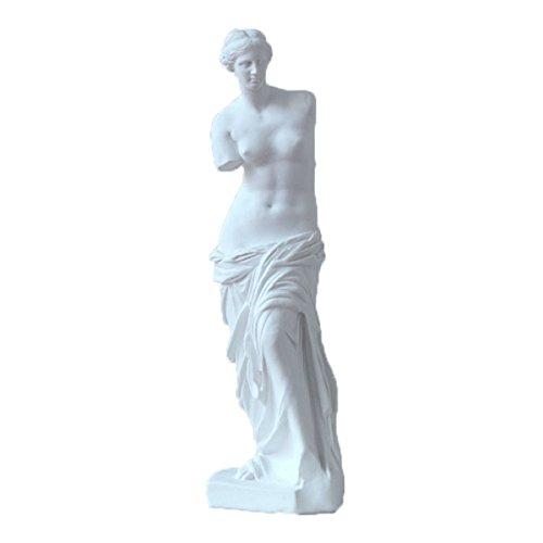 ECYC 11 Pulgadas Griego CláSico Venus De Milo Estatua Estatuilla Escultura Figura De Artista Coleccionables DecoracióN del Hogar