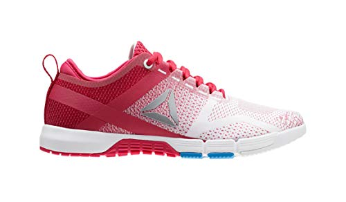 Reebok Crossfit Grace Tr Crosstrainer für Damen, Pink (Rose/Weiß/Blau/Silber), 37 EU