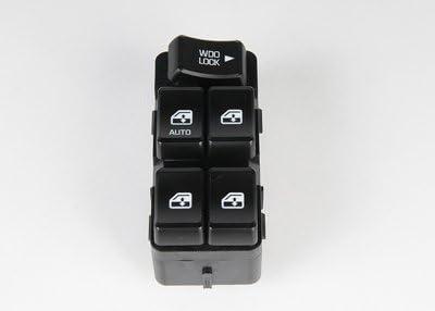 GM Genuine Parts D7091C [Alternative dealer] Window Black 4 years warranty Door Switch