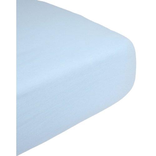 Les chatounets - Drap housse 70/140cm ciel