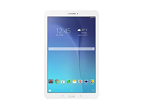 TABLET SAMSUNG SM-T561NZWAITV SAMSUNG GALAXY TAB E LTE 9.6IN QUADCORE 5MP 8GB 9.6IN WHITE