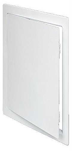 DYNASTY Hardware AP1429 Access Door 14' x 29' Styrene Plastic White