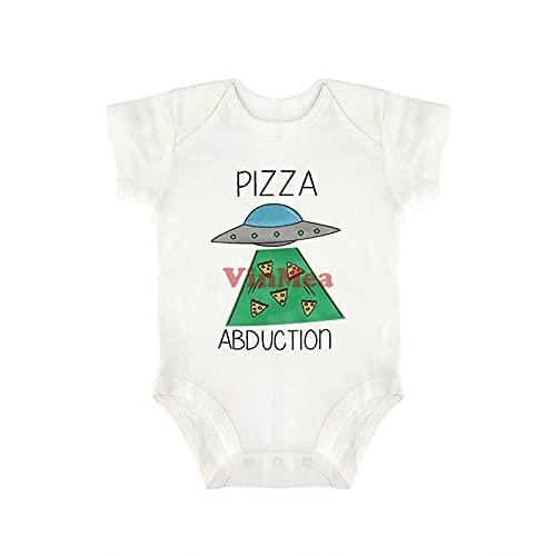 Lindo Body Para Bebé Pizza Abduction Baby Onesie,Body Infantil Boy Girl Body