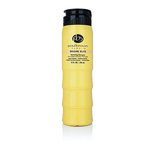 Paul Brown Washe Elite Shampoo,for Chemically Treated & Damaged Hair (10 oz.)