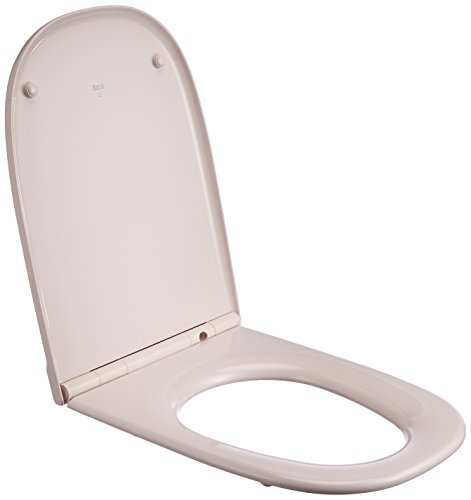 Roca Dama Retro A801327154 Toilettensitz, Rosa