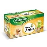 Dogadan Premium Form Active - Juego de 3 bolsitas de té con corteza de canela y gingseng rojo, 3 x 20 bolsas