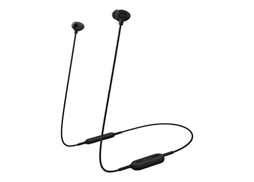 Panasonic RP-NJ310BPUK Rp-Nj310Bpuk Audifonos con Conexión Bluetooth Tipo Inserción (In-Ear), Color…