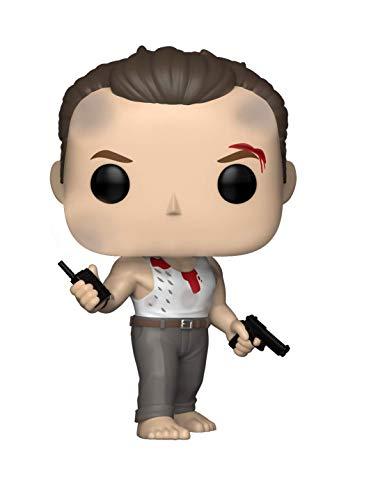 Funko Pop Movies: Die Hard - John McClane Collectible Figure, Multicolor