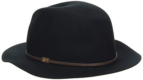 Bailey of Hollywood Chapeau Adulte mixte - Noir - Noir - FR : 58 (Taille Fabricant : M)