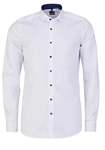 OLYMP Herren Body Wolle Shapewear Weiß 40