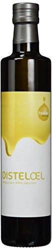 Fandler Distelöl, 1er Pack (1 x 500 ml)