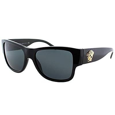Versace sunglasses VE4275 GB1/87 Acetate Black - Gold Black 58-18-140