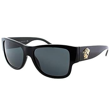 Versace sunglasses VE4275 GB1/87 Acetate Black - Gold Black