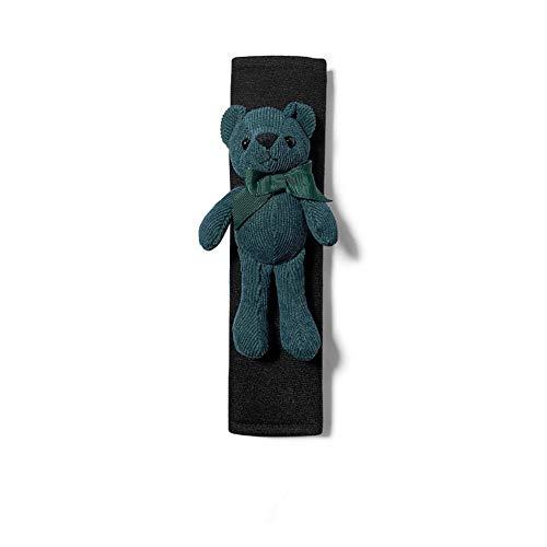 Estilo de dibujos animados lindo cinturón de seguridad del coche protector de hombro niños de dibujos animados almohada para dormir coche protector de cuello a prueba de fugas suministros de coche