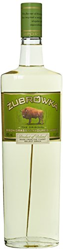 Zubrowka Bison Grass Flavoured Wodka (1 x 1 l)