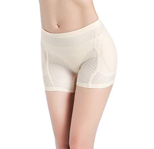 Women Body Shaper Thigh Slimmers Weight Loss Tummy Control Thigh Slimmer Slip Short Panties Under Dress Bodyshorts