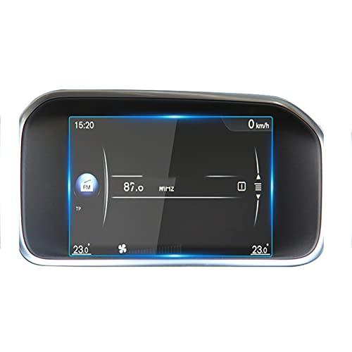 para Volvo V40 2016-2019 GPS para navegación de Coche, película de Acero, Control Central, Pantalla LCD, Vidrio Templado, película Protectora HD