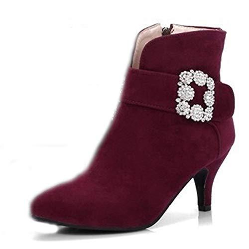 Comfortabel en veelzijdig temperament Laarsjes for vrouwen enkellaarsjes 7cm / 2,76