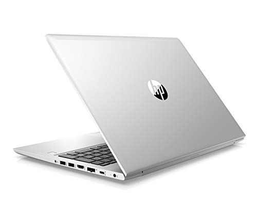 "HP - PC ProBook 450 G7 Notebook, Intel Core i5-10210U, RAM 8 GB, SSD 256 GB, Grafica Intel UHD 620, Windows 10 Pro, Schermo 15.6"" FHD IPS, Lettore Impronte Digitali, HDMI, RJ-45, USB-C, Argento"