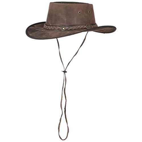 SCIPPIS Scippis Unisex 'Henbury' Cowboy-Hut, Braun, M