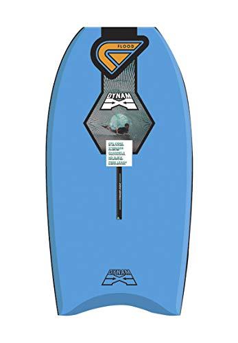Flood Dynamx Stringer 37 - Bodyboard, Color Azul