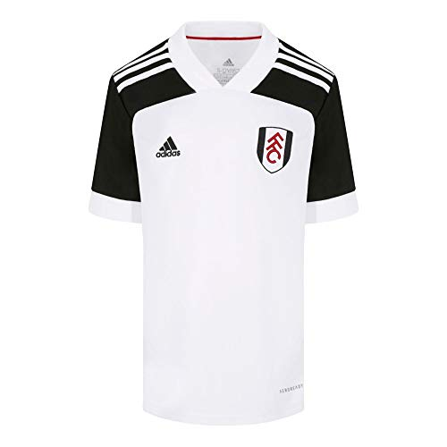 Fulham Football Club 20/21 Youth Home Shirt FI2787 White